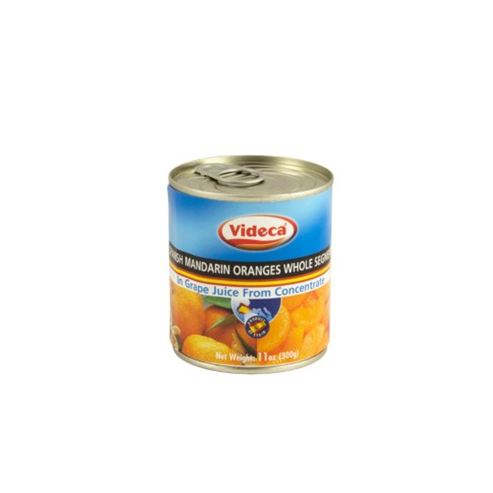 canned mandarin orange cell