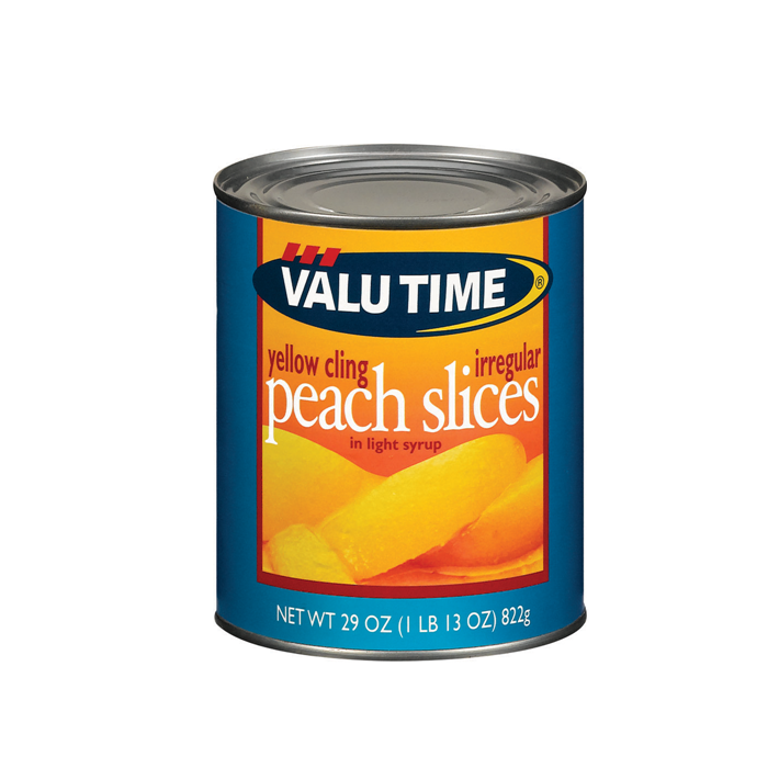 820g HALAL certificated canned Yellow Peach