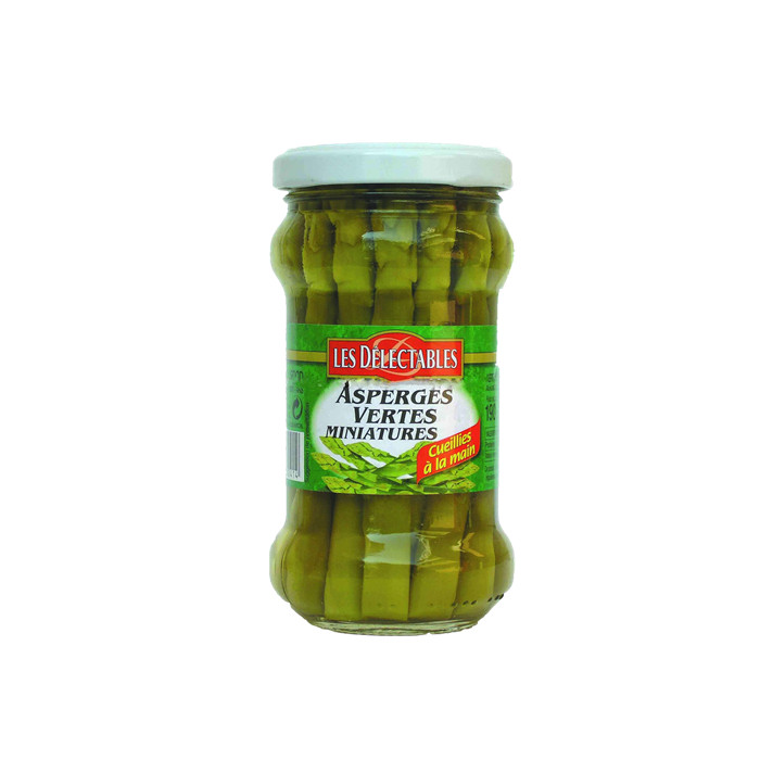 canned asparagus in China