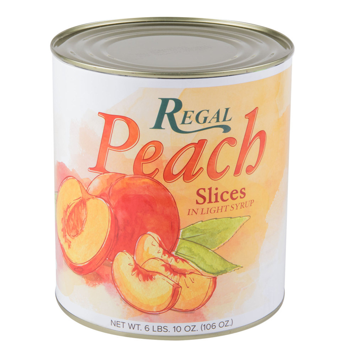 new crop factory canned yellow peach