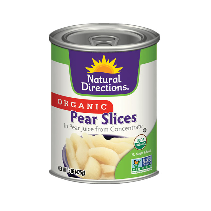 canned pear factory