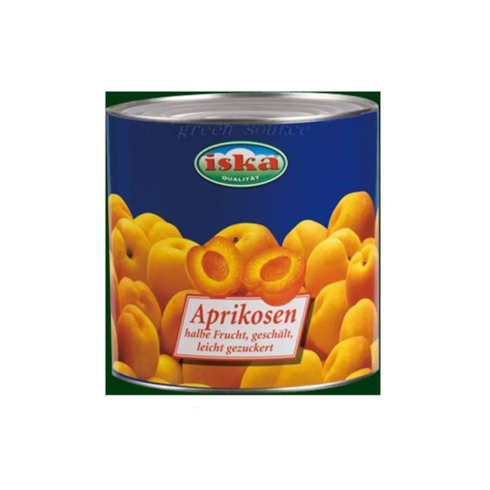 3000g canned apricot