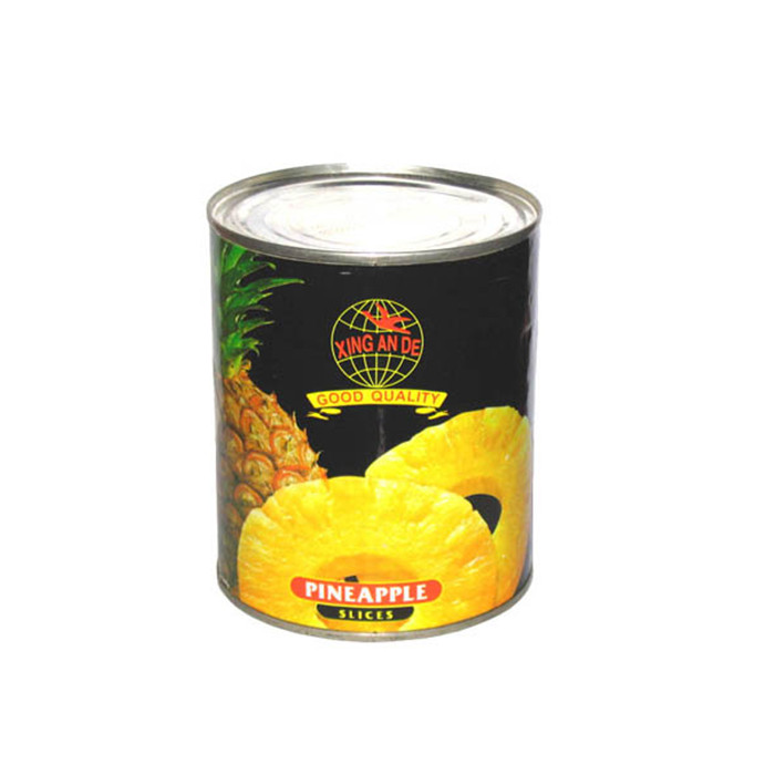 850g 2017 Canned pineapple slice