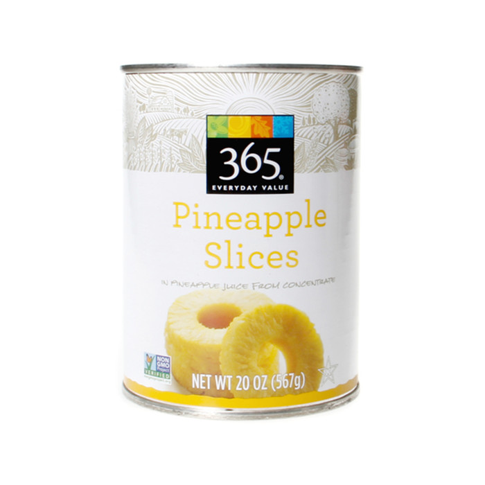 567g canned pineapple