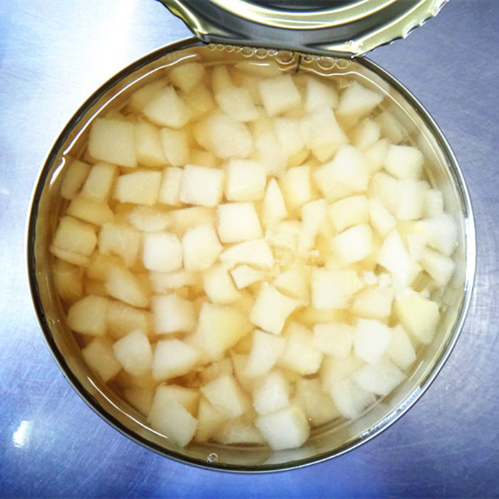 3000g canned pear diced