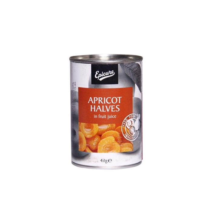 425g canned apricot in light syrup