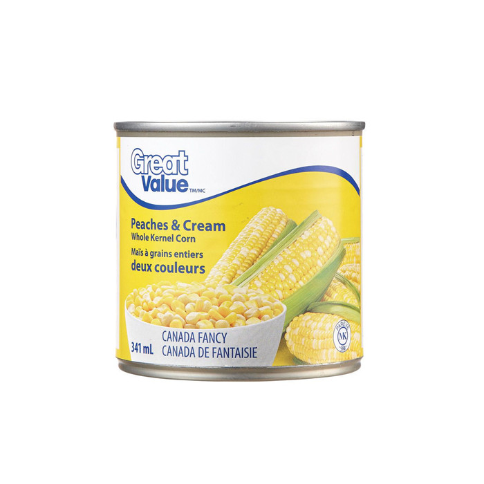 300g canned kernel corn