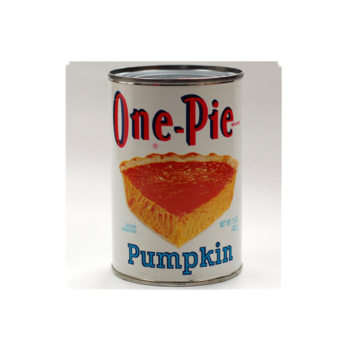 425g canned pumpkin factory