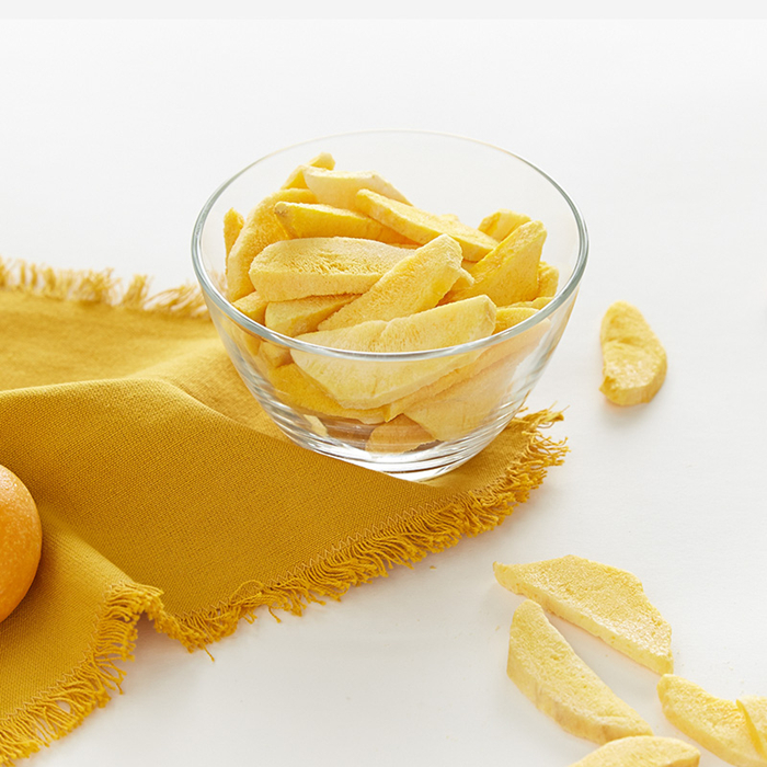 sweet no additives freeze dried mango