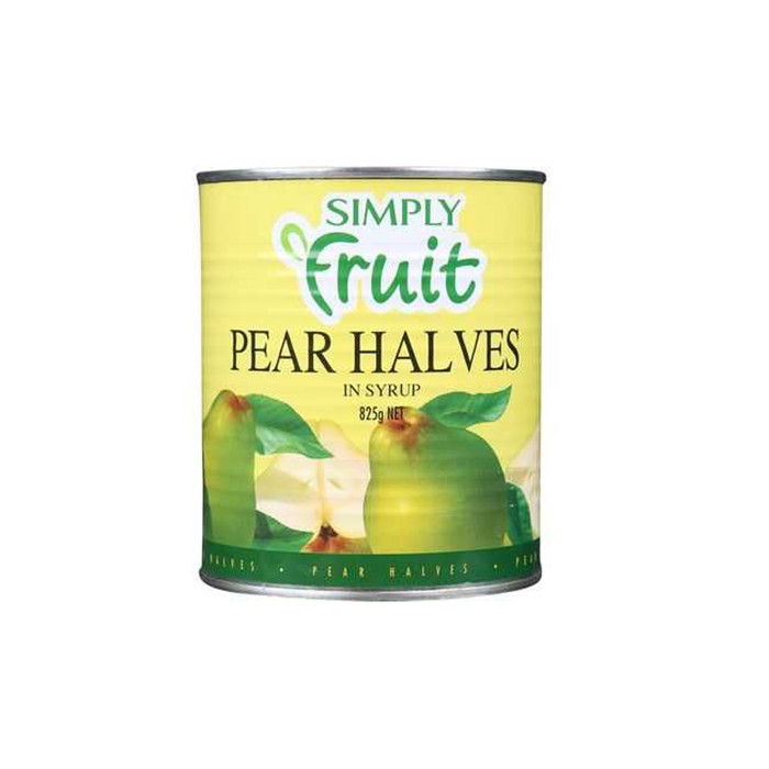 820g canned pear is so sweet