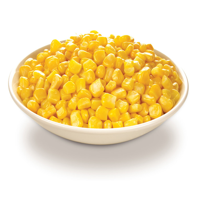 canned fresh sweet corn
