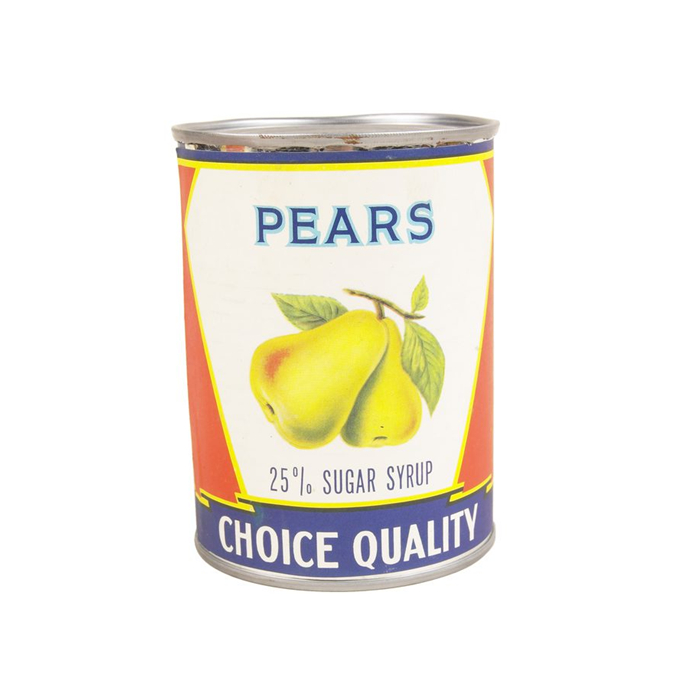 820g canned bartlett pear