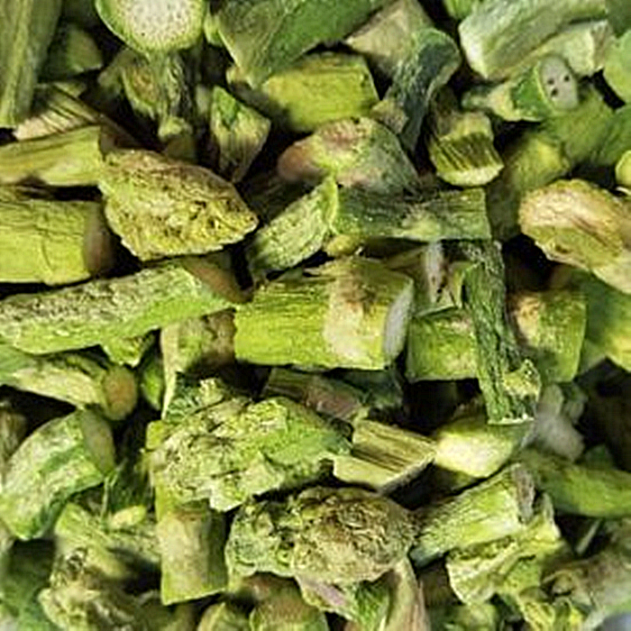 freeze dried asparagus factory