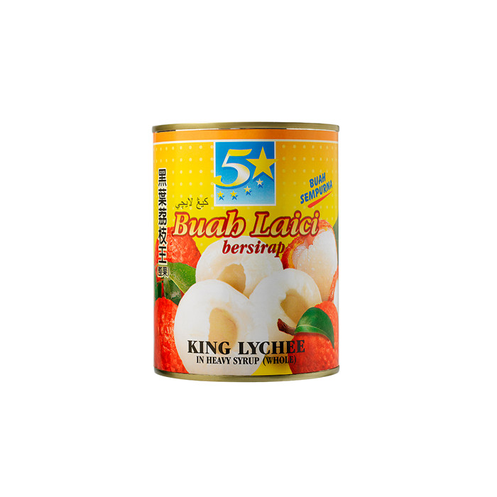 820g canned lychee