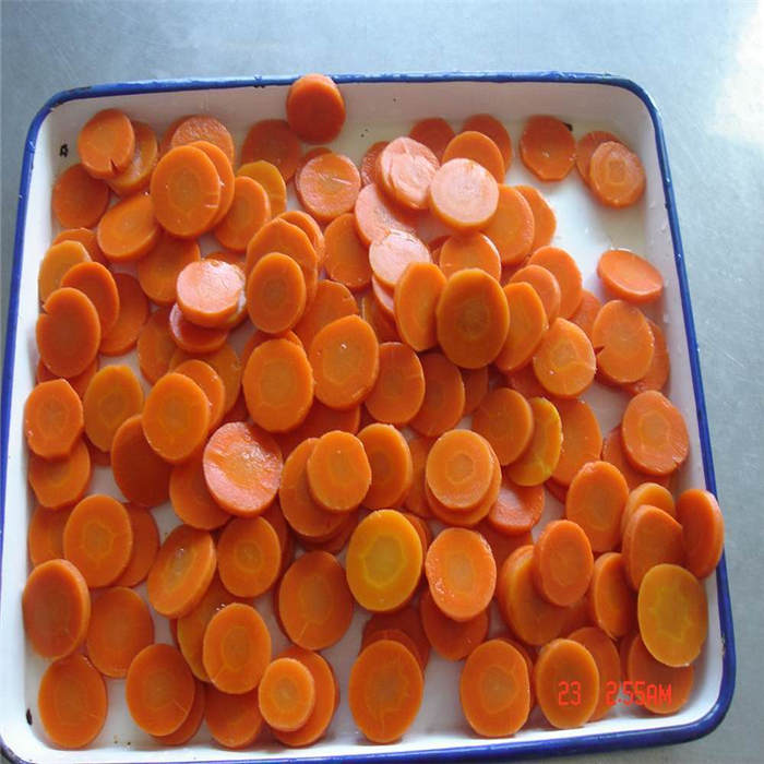 Fresh Chinese Canned Carrot