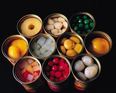 Ten common canned fruits, one of which is really loved by the whole people, no one can refuse
