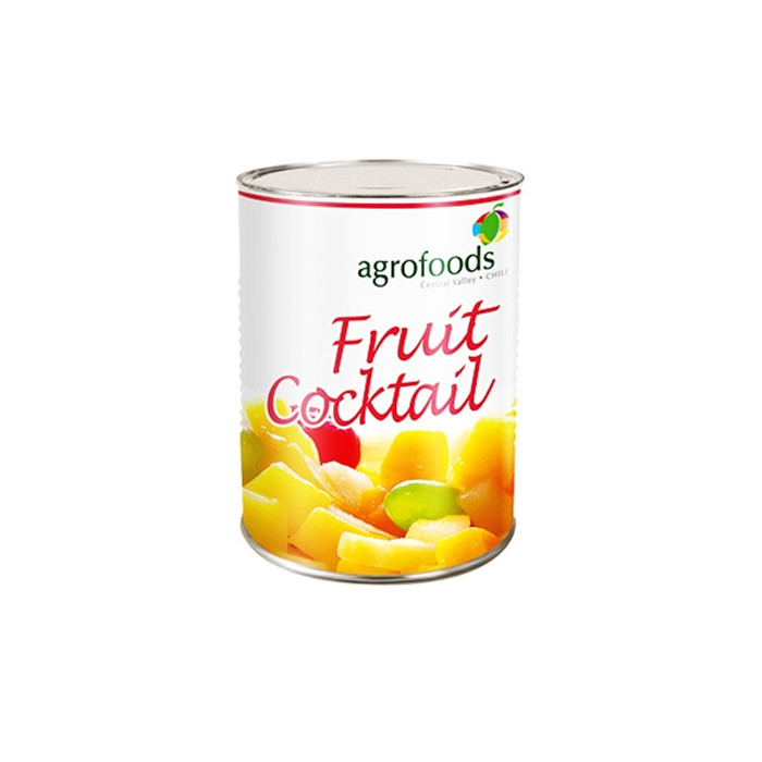 canned fruit cocktail manufacturer
