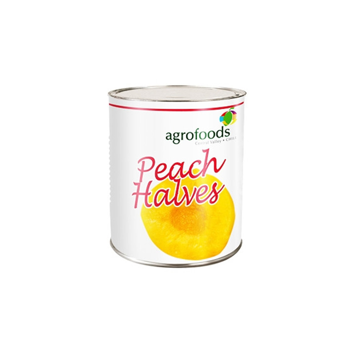 canned peach in juice
