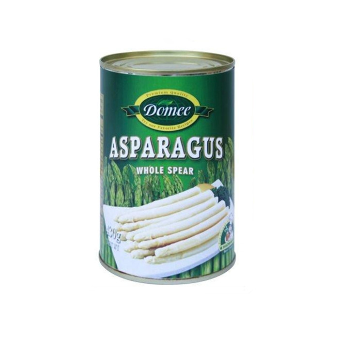 china canned white asparagus