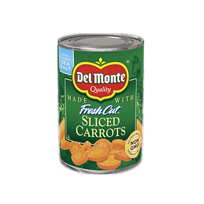 Canned Carrot