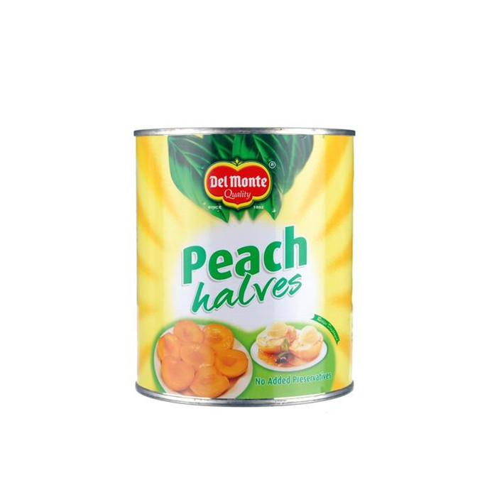 3000g canned cling peach in natural juice