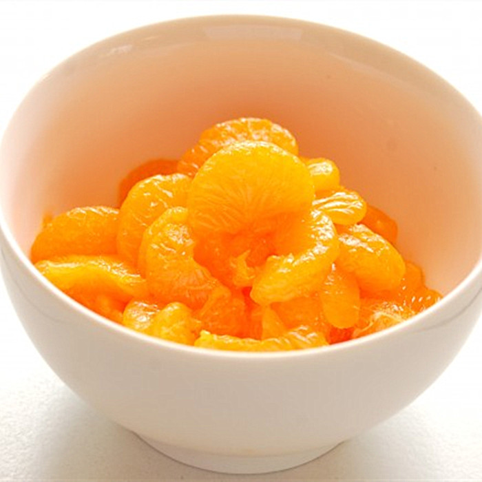 425g stored canned mandarin orange