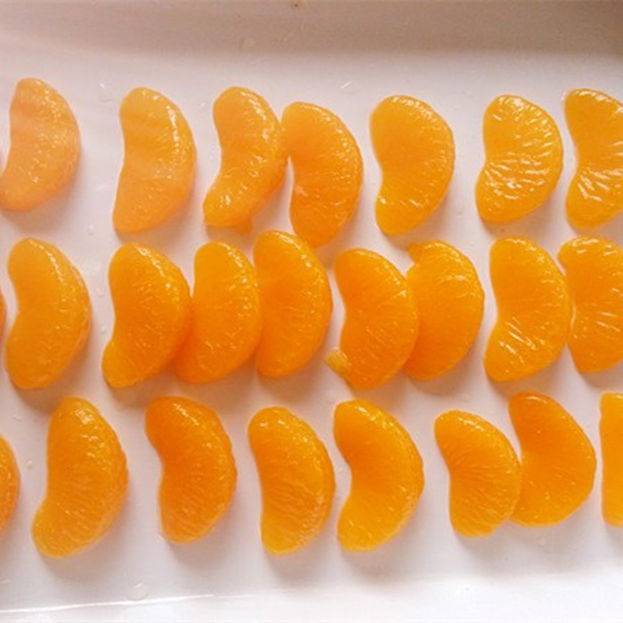 312g canned mandarin orange in low price