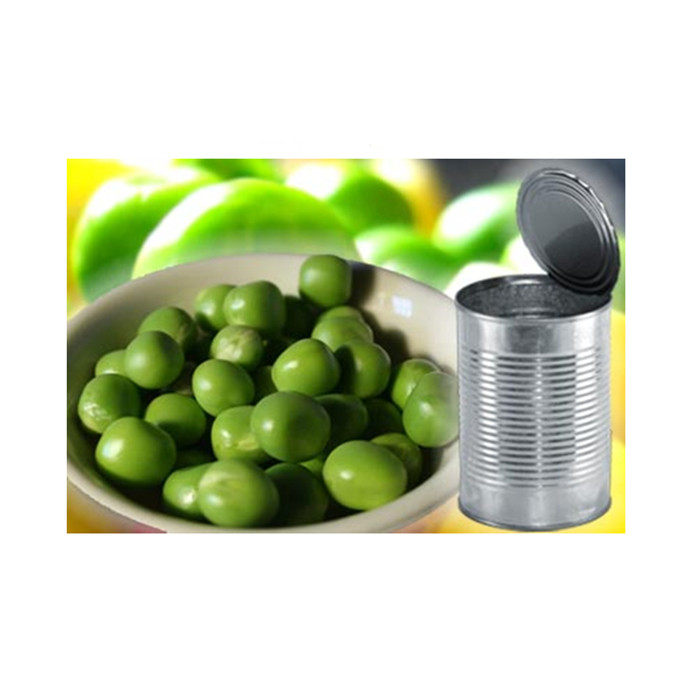 sale Canned green peas