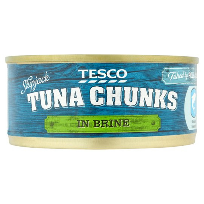 Calories in canned tuna in springwater