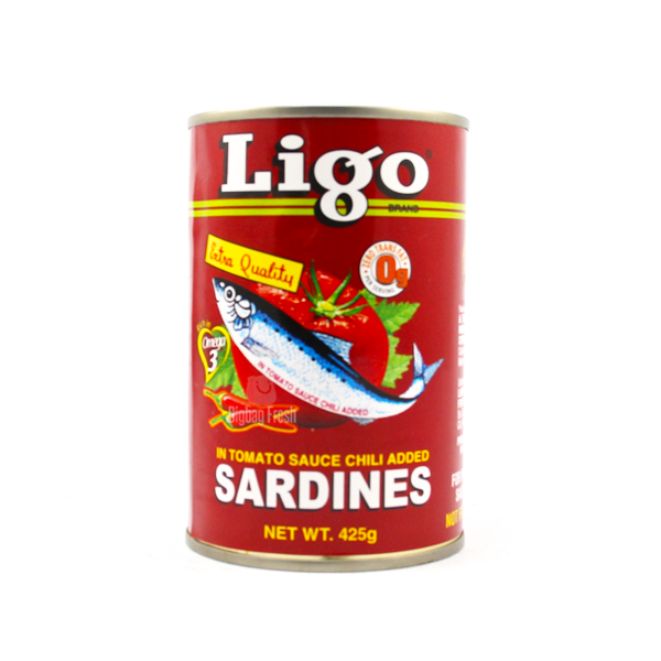 Canned sardine factory