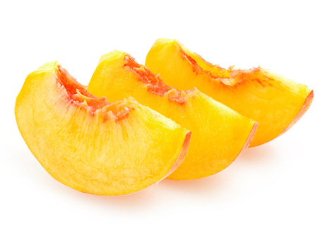 Want to do the quality of canned peach peach is the key