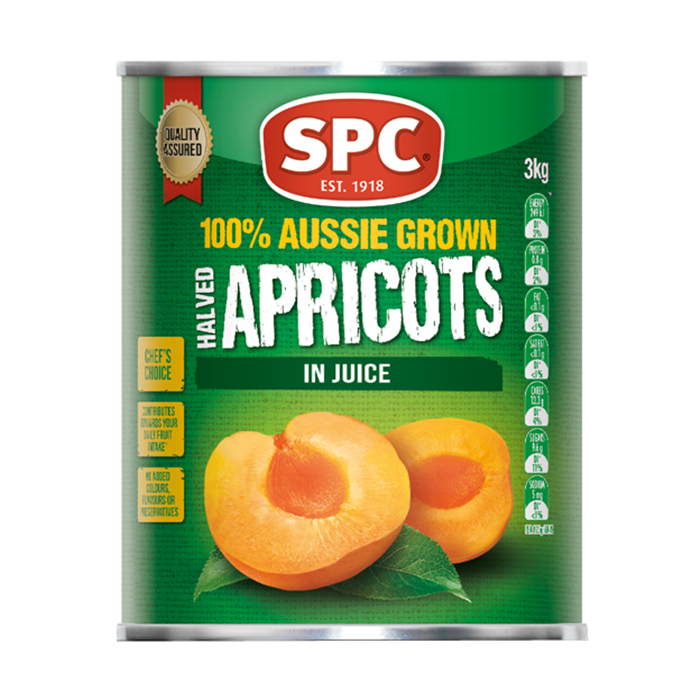 canned apricots manufacturer
