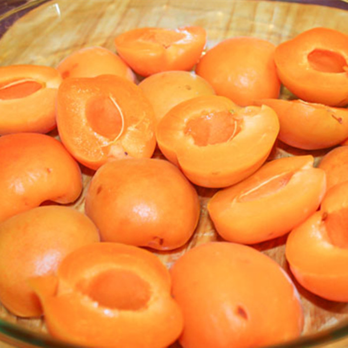 fresh canned apricot on sale