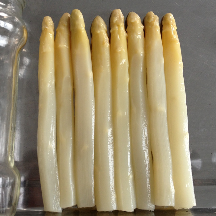 580ml canned white asparagus