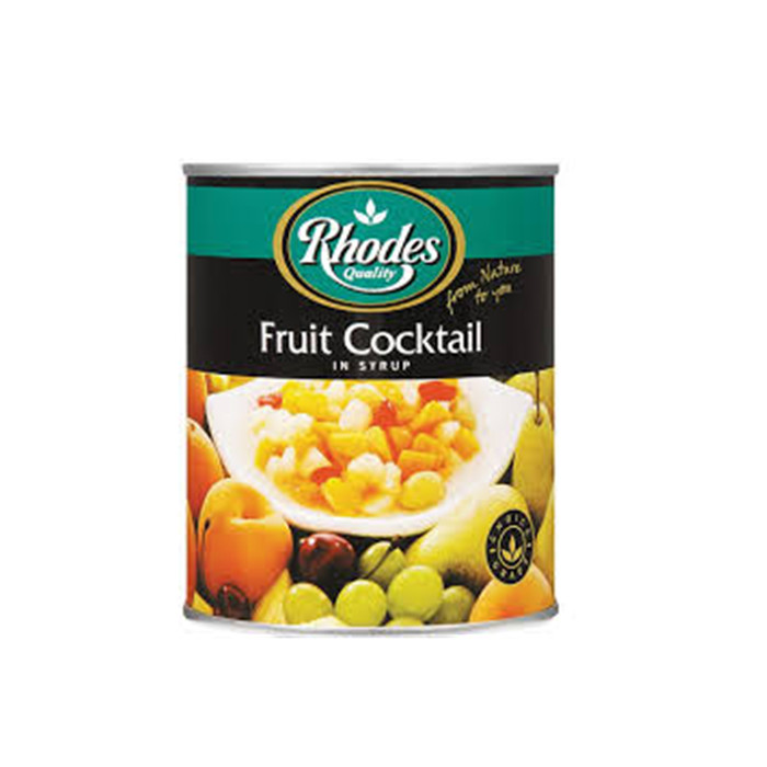 3000g new canned fruit cocktail good sale