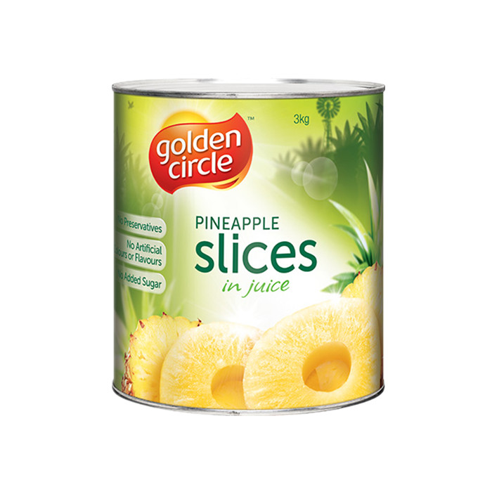 850g canned pineapple slices