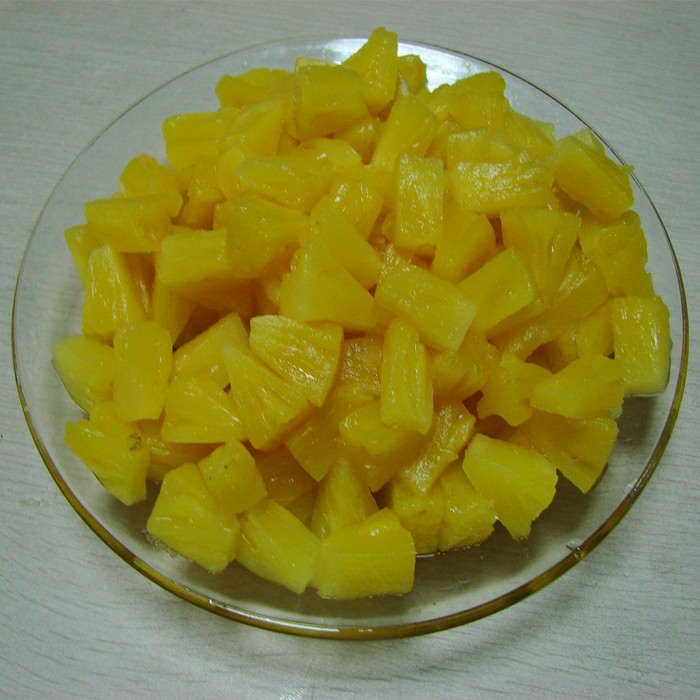 850g canned pineapple pieces