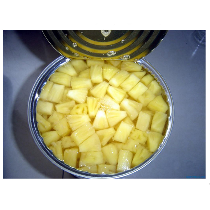 canned pineapple crushed
