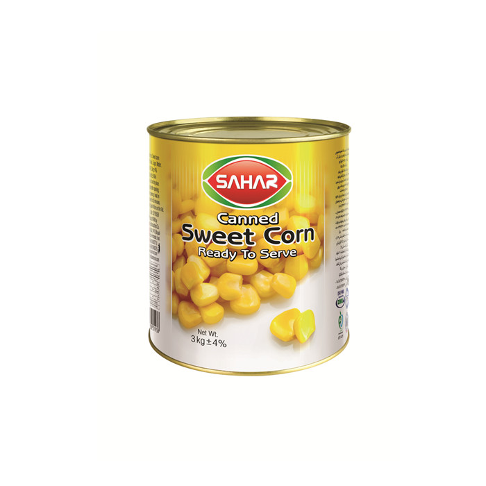 3000g canned corn