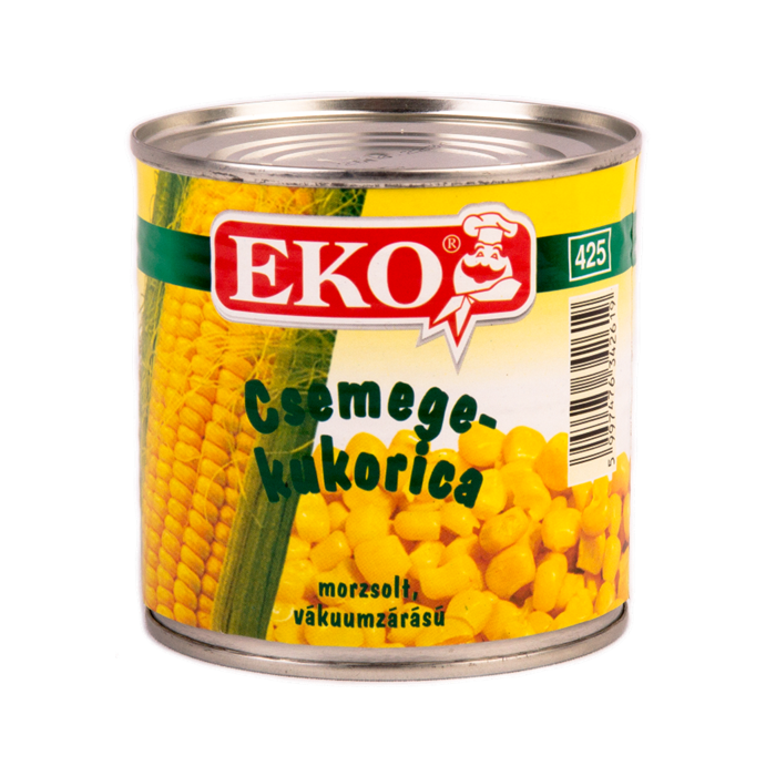 canned sweet corn manufacturer