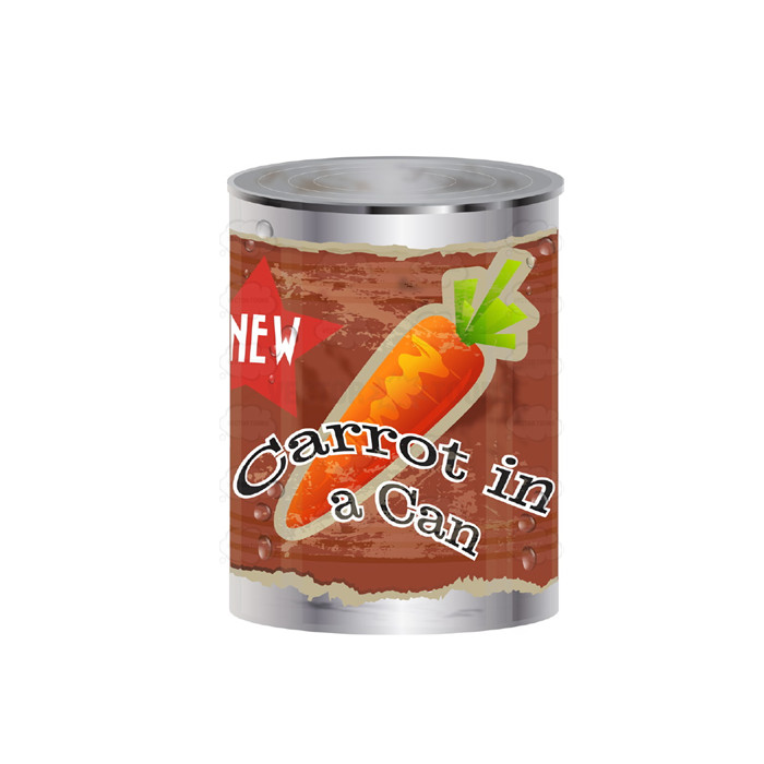 820g Canned Carrot
