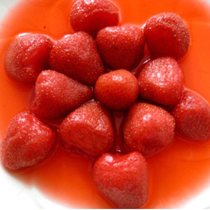 425g canned food strawberry manufacturers