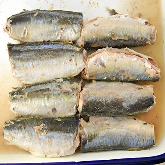 good canned mackerel