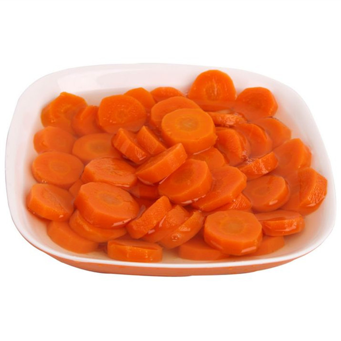 canned carrots factory