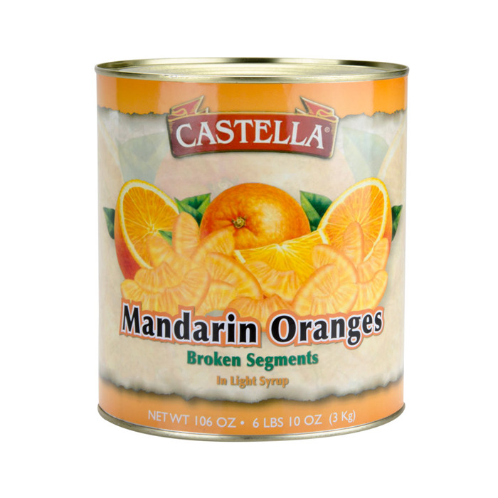 canned mandarin orange manufacturer