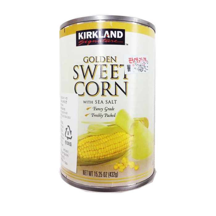 400g canned corn