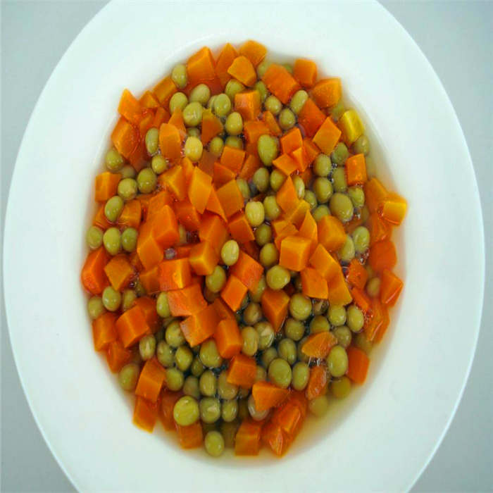 quality Canned Mixed Vegetables