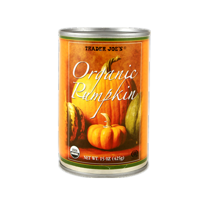 canned pumpkin manufacturer