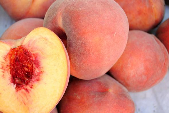 Canned peach is not a fruit but holy medicine