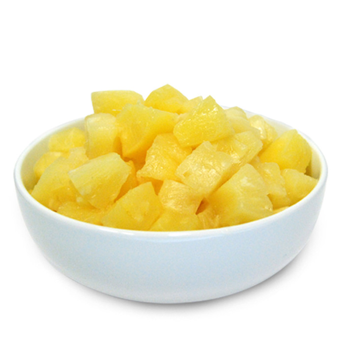 3000g canned pineapple tidbits